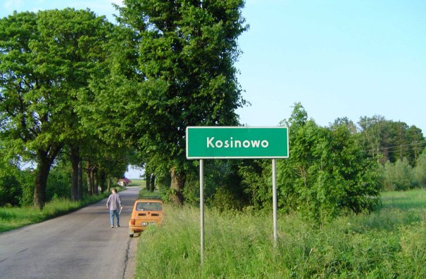dzisiejsze Kosinowo